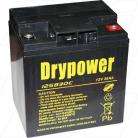 DRYPOWER 30Ah  Backup and Light Cyclic Use