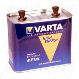 435 Alkaline Lantern Battery replaces 4R25-2, 521, 540, 731, 918A, 1231, GP918S, M918, MN918