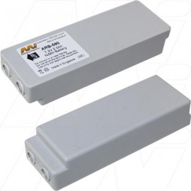 Battery for CIFA, Effer, Fassi, Grues HMF, Marrel, Palfinger Scanreco Crane Remote Control Transmitters