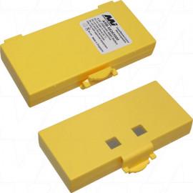 Battery for Hetronic NOVA Crane Remote Control Transmitters
