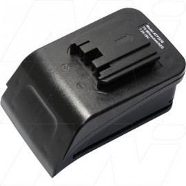 Adaptor Plate for ACMTE Power Tool Charger - Milwaukee 7.2V - 18V NiCd / NiMH