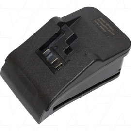 Dewalt 10.8-20V LiIon Adaptor Plate for ACMTE Power Tool Charger