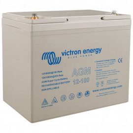 Victron Energy 12V 100Ah Sealed Lead Acid Super Cycle Battery (NS70 Size) BAT412110081