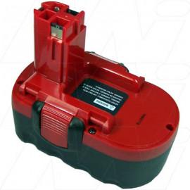 Bosch 18v, 2607335266, 2607335268, 2607335278, 2610909020, BAT025, BAT026