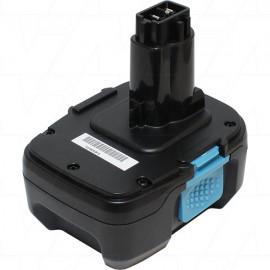 Cordless Power Tool Battery suits Dewalt DC9180 , DC9180C, DC9182