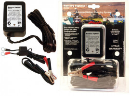 12v Junior Battery Fighter 3 Stage 750mAh