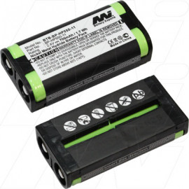 Battery replacement Sony BP-HP550-11 battery
