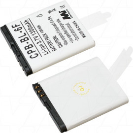 Nokia / Aspera Mobile phone battery