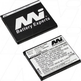 Battery suitable for Samsung Galaxy KZoom Camera Phone