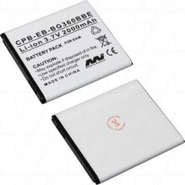 Galaxy Core / Core Prime replacement battery CPB-EB-BG360BBE-BP1