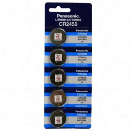 CR2450-BP5(P)  CR2450 Lithium Battery Coin Cell