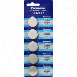 CR2477 - Panasonic Coin