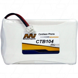 Cordless Telephone Battery for Telstra and Sagem phones -   3.7v Li-ion