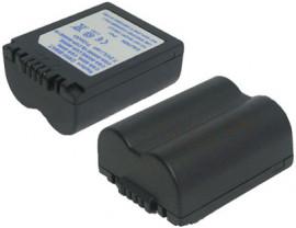 Leica V-LUX1 and Panasonic battery DMC-FZ7, DMC-FZ8, DMC-FZ18, DMC-FZ30, DMC-FZ50.