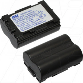 Digital Camera Battery replacement - Lumix DMC, Panasonic, Leica,