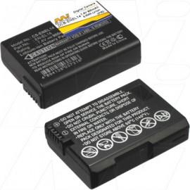 Digital Camera Battery replacement for Nikon ENEL14 series