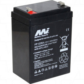 FP1226A sealed lead acid battery