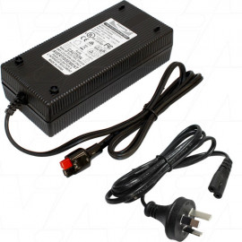 LiFePO4 4 Cell 14.4V Charger Output 9.9A + 15-45 Powerpole Plug