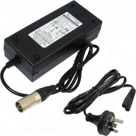 LiFePO4 8 Cell 29.2V Charger Output 7A + NC3MX XLR Plug