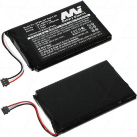 GPS Battery suitable for Garmin Nuvi series,Edge 800, Edge 810  Bike Computer