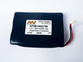 Micro300x 300x Sureshot Golf GPS replacement battery - micro300x, Genius G1
