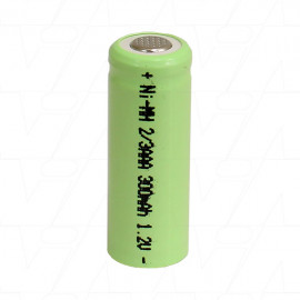 H300-2/3AAA    AAA Ni-MH battery