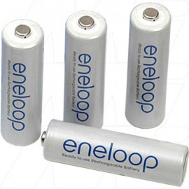 Panasonic (Formally Sanyo) Eneloop AA bulk - Price is per cell