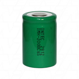 IMX-2000Cs 4/5 Sub C size 2000mAh Industrial High Power NiMH Cell