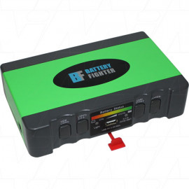 Battery Fighter JPR4500M ultra light, Li-ion  405A cranking output.