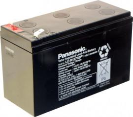 Panasonic 12v 7.2Ah, LC-R127R2P1, LC-R127R2P