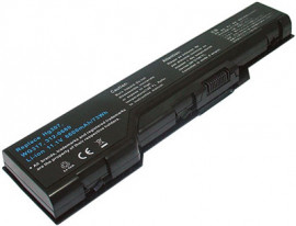 Dell XPS M1730.  Replaces battery models 312-0680, HG307, WG317, High capacity 9 cell 87W/Hr battery