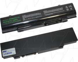 Toshiba Qosmio Laptop Computer Battery