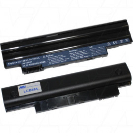 Acer Aspire series battery, eMachines, Gateway, Packard Bell