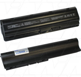 Compaq, Hewlett Packard replacement battery 9 cell battery