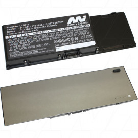Dell Repplacement battery LCB719 M6500 8M039