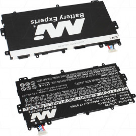 Samsung Galaxy Note 8.0 replacement battery