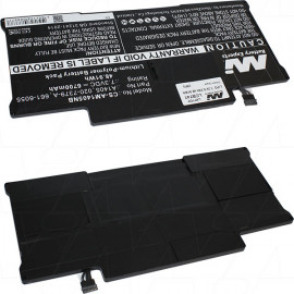 Apple A1466 Notebook, Netbook, Laptop Computer battery replacement