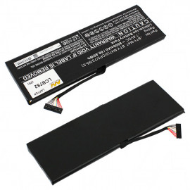 7.6V 60.80Wh / 8000mAh LiIon Laptop Battery suit. For MSI LCB782