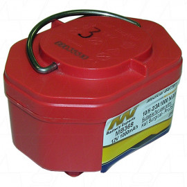 Medical Battery MB368 suitable for Hall Surgical Pro 3520 (Refurbishment)