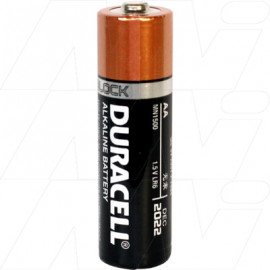 MN1500 AA Duracell Coppertop