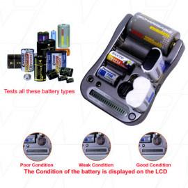 Handy Battery Tester