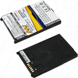 I-Mate Ultimate 6150, Ultimate 8150 Battery, 306-0000-00019, AU6150BTT01, WDSO0773304181, WDSO080204873