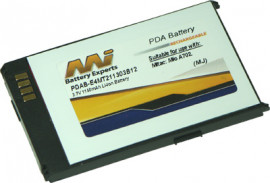 Replacement battery for Mitac Mio A702, Mitac 027332wux, Mitac 338937010133,  Mitac E4MT211303B12.
