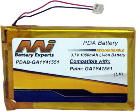 Palm Tungsten E2 Series Battery