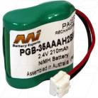 Pager battery suitable for Boomerang Waiter Pager