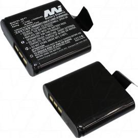 Digital Radio-DAB Battery Pure Evoke F1 series  Jongo