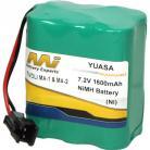 Tivoli battery models MA-1, MA-2.