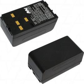 Survey Equipment Battery for Leica GEB121, 667123