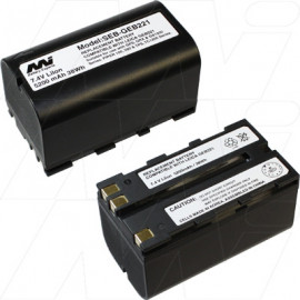 Survey Equipment Battery for Leica