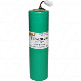 Lufkin LSL250 Self Levelling Rotary Laser replacement battery